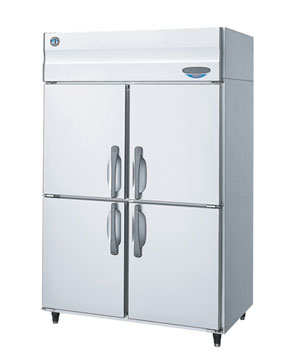 Hoshizaki Goldline 4 Half  Door Upright Freezer HFE-127B