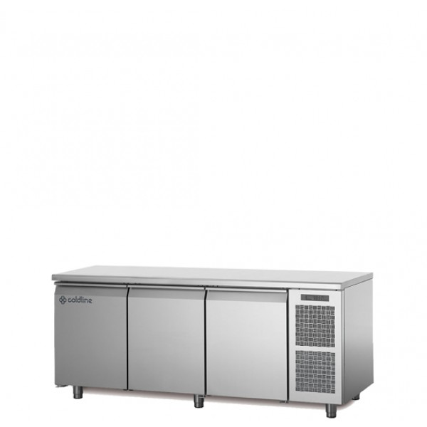 Coldline 3 Door Pastry Undercounter Freezer TS17/1BJ