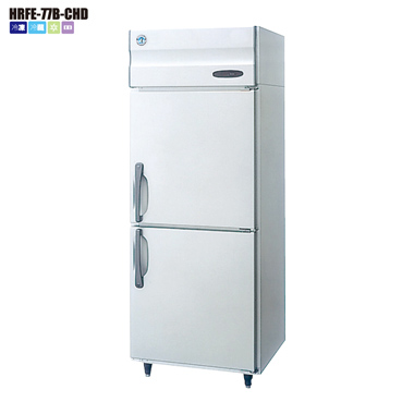Hoshizaki Goldline 2 Half  Door Upright (1/2 Chiller+1/2 Freezer) HRFE-77B
