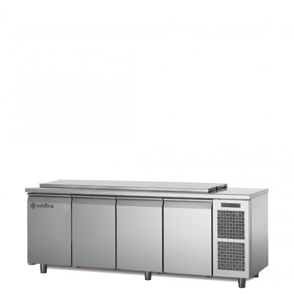 Coldline 4  Door Salad Undercounter HS21/1MD340