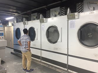Laundry project 8