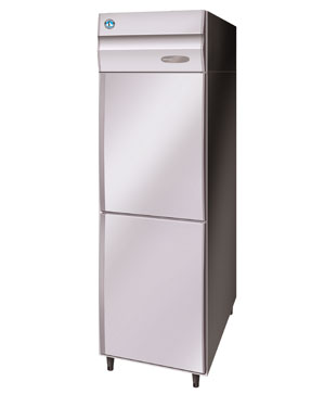 Hoshizaki A-FIT  2 Half  Door Upright Combination  HRFE-77MA