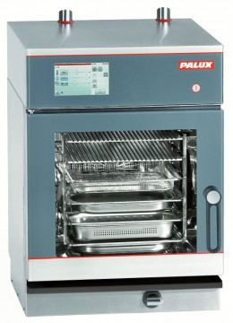 Palux Touch 'n' Steam Combi Oven Gas Basic 623 SL