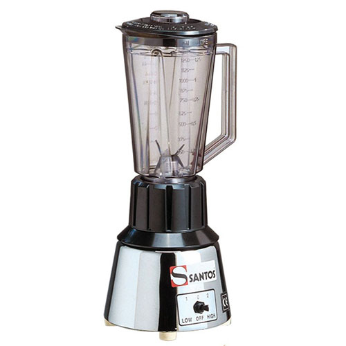 Santos Bar Blender 33CE - Bowl Detection