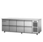 Coldline Master 8 Drawer Counter Chiller TS21/6M