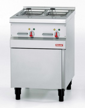 Palux Functionline Dual Pan Deep Fat Fryer, Electric 829218