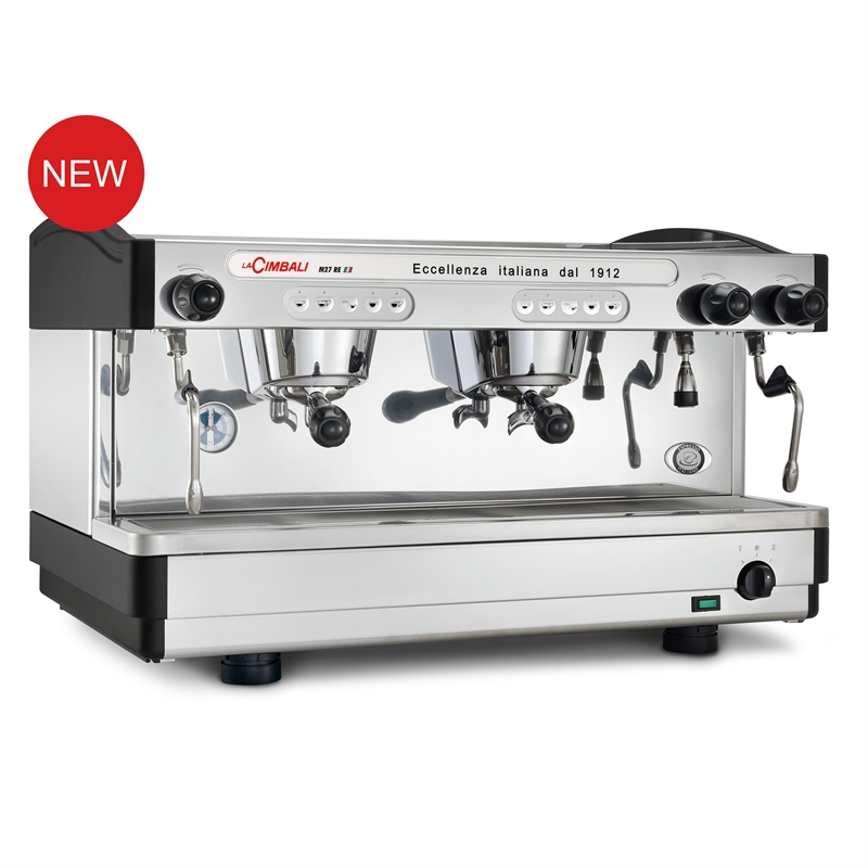 Lacimbali Espresso Coffee Machine With 2 Group M27 RE DT/2