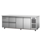Coldline Master 2 Door+4 Drawer Counter Chiller TS21/4M