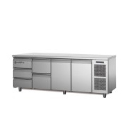 Coldline Master 2 Door+ 5 Drawer Counter Chiller TS21/5M