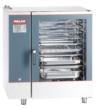 Palux Touch 'n' Steam Combi Oven Gas Basic 1011 QL