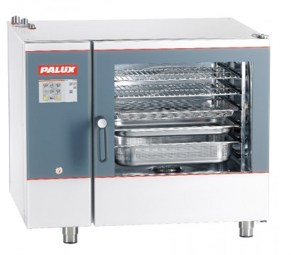 Palux Touch 'n' Steam Combi Oven Gas Basic 611 QL