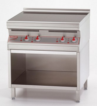 Palux Topline Induction Range 3, Electric 877558