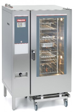 Palux Touch 'n' Steam Combi Oven Gas Basic 2011 L