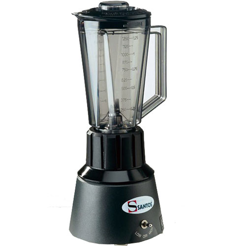 Santos Bar Blender 33GE - Bowl Detection