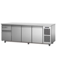 Coldline Master 3 Door+ 2 Drawer Counter Chiller TS21/3M