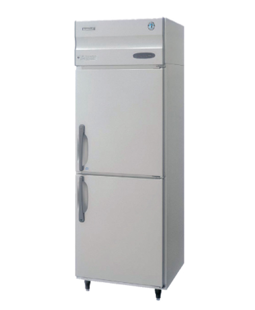 Hoshizaki Goldline 2 Half  Door Upright Freezer HFE-77B