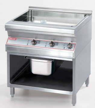 Palux Topline Vario Pan W/3 Heating zone, Electric 879316